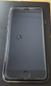 iPhone 6 - 64gb w/ glass screen protector and case