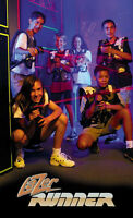Mobile Lazer Tag business for sale !