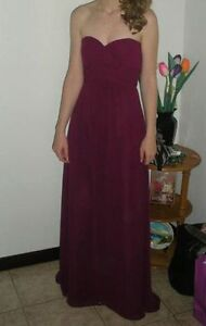 Chiffon Purple Dress!