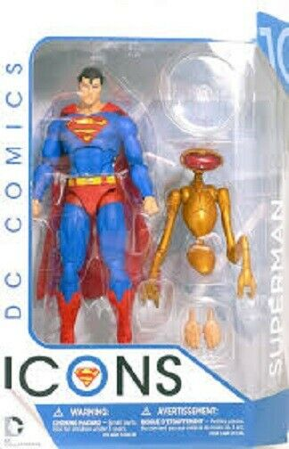 New DC Collectibles DC Comics Icons: Superman: The Man of St
