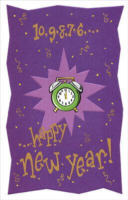 Christmas New Year greeting card snowballs watercolor handmade by S Avdeev