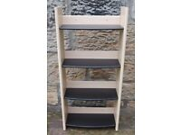 Four Shelf Unit ideal storage for Kitchen, Shop or Office Ex Condition.