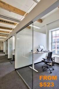 Office Furniture - Height Adjustable Tables - Office Desk