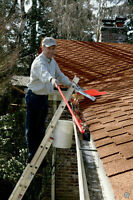 Winnipeg & Rural Eavestrough Cleaning - Free Quote 204-802-5339