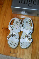 sandals for young girl (size 5)