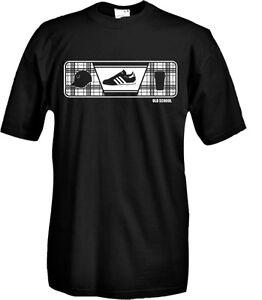 T-Shirt-girocollo-manica-corta-Ultras-U40-Hat-Shoe-Beer-casual-Old-School