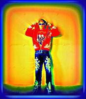 CHANTEUR avec 13 chansons  pop rock cherche gtr bass drum