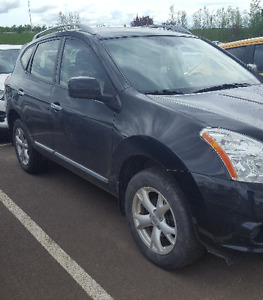 2013 Nissan Rogue S AWD - LOW KM! GREAT SHAPE! JUST INSPECTED!