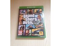 [New/Sealed] Grand Theft Auto V [GTA 5] Xbox One