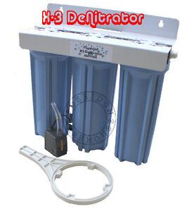 Aquarium Denitrator Poseidon X3 Up To 300 Gallons Nitrate