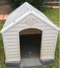 Fido & Fletch Large Plastic Dog Kennel Woodcroft Blacktown Area Preview