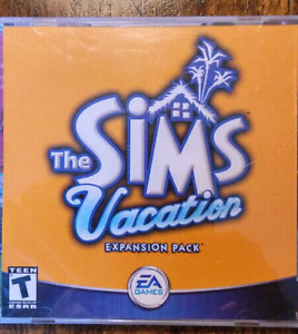 The Sims Vacation Expansion Pack
