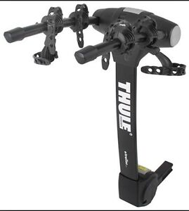 Thule 2 bike rack hitch