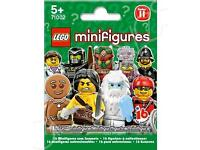 Wanted: Lego Series 11 Empty Packet