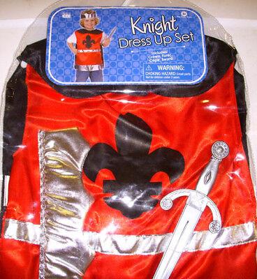 Knight Dressing Up Costume (Knight Dress Up Set Costume)
