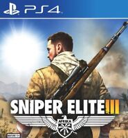Sniper Elite III (PS4) for trade