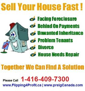 We buy houses FAST for CASH in Banff, Canmore in Alberta