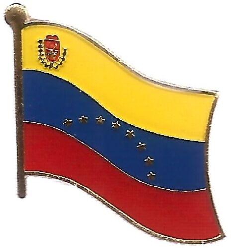 LOT OF 12 Venezuela Flag Lapel Pins - Venezuelan Flag Pin