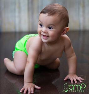 AMP Cloth Diapers - Cute and Fashionable Diapers for your Baby!