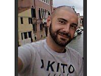 Very Open Minded Italian Guy/Genderqueer
