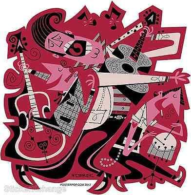 Hepcats Sticker Decal Derek Yaniger DY32