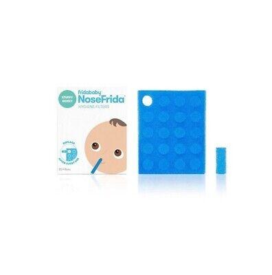 NoseFrida Snotsucker Baby Nasal Aspirator Hygiene Filters, 20 Filters Fridababy