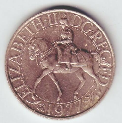 # C888      GREAT BRITAIN    COIN,    25  PENCE     1977