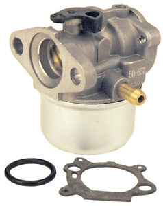 SMALL ENGINE CARBURETOR FOR BRIGGS AND STRATTON PART # 498170