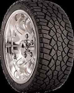 SALE ON COOPER LTX TRUCK  TIRES