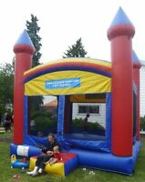 15' Inflatable Bouncy Castle for Rent!
