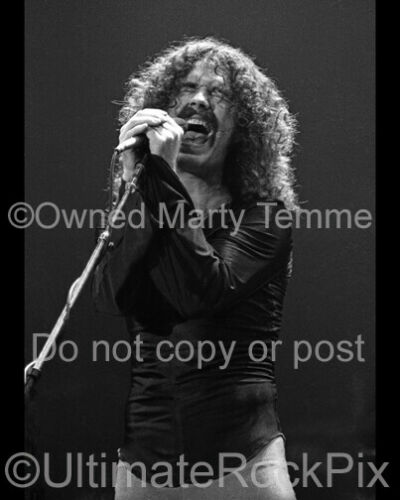 BRAD DELP PHOTO BOSTON 8x10 Concert Photo in 1979 by Marty Temme Classic Rock