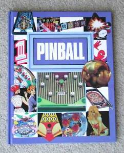 Pinball The Hardcover Book $20 or offer