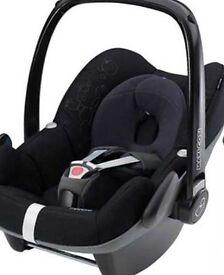 Fantastic Maxi-Cosi pebble car seat