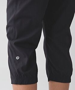 Lululemon Brand new tags attached studio crop 20""