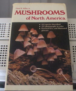 Mushrooms of North America de Orson K. Miller jr. (in english)