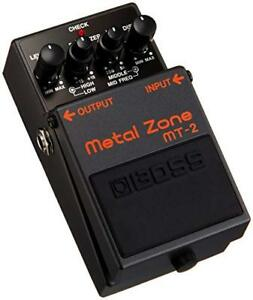 Boss MT-2 Metal Zone pédale de distortion metal