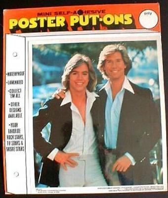 THE HARDY BOYS SHAUN CASSIDY 1977 Poster Put On Sealed