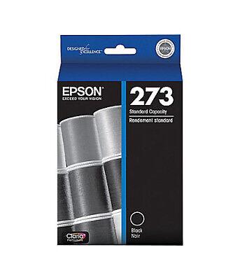 Genuine Epson T273020 273 Black Ink Cartridge for XP-820 XP-600 XP-610 XP-620