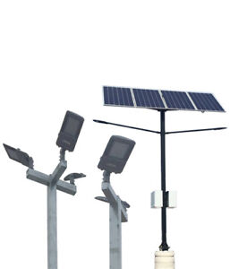 LED / SOLAR Lights and Light Posts / Poles - LOWEST PRICES