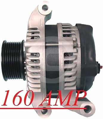 FORD F-250 350 450 550 Super Duty V8 6.4L Diesel 2008-2010 HIGH AMP ALTERNATOR