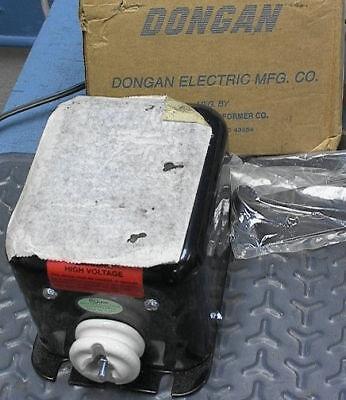 Dongan Ignition Transformer A06-sa6 120 To 6000 Volts