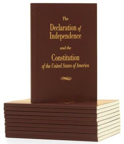 Declaration of Independence and Constitution of the United S