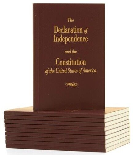 Купить Declaration of Independence and Constitution of the United States - Pocket Book