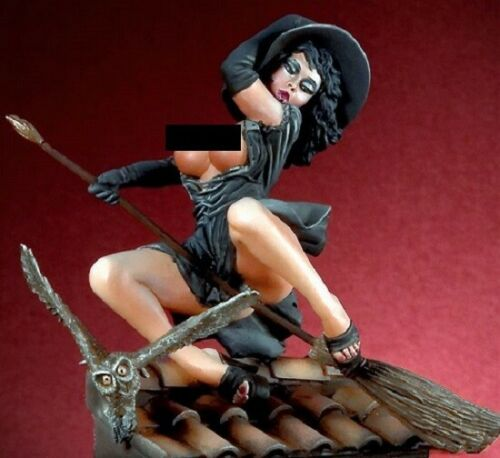 tin toy soldiers  painted Pegaso Girl 80mm Mona