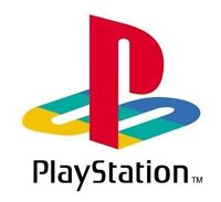 LOOKING for PS1 & PS2 Games / CHERCHE Jeux PLAYSTATION 1 & 2