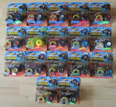 Hot Wheels: Monster Trucks 1:64
