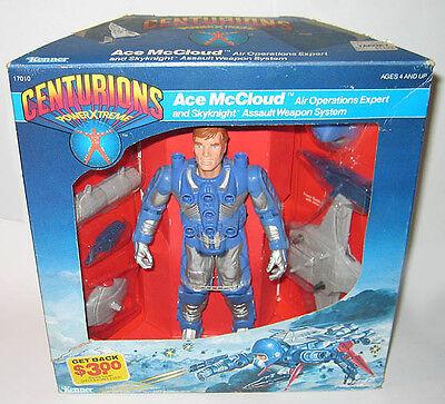 Ace McCloud Boxed Figure