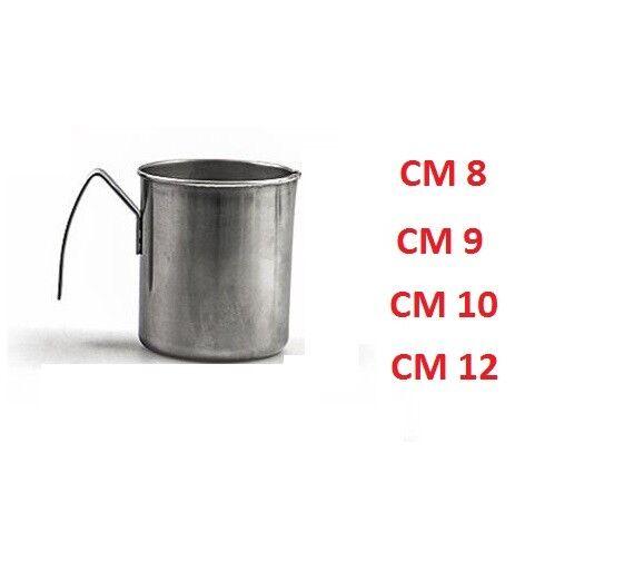 BRICCO CILINDRO VIVI IN ACCIAIO INOX 8/9/10/12 garantito in lavastoviglie