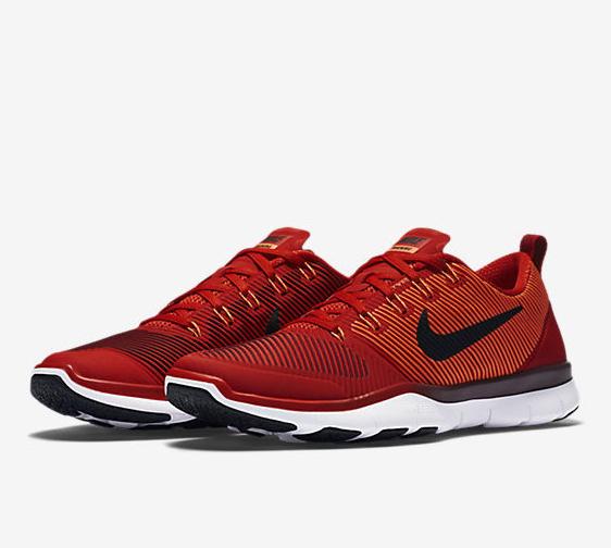 Nike - Nike Free Train Versatility Men Running Shoes 833258 606 NEW