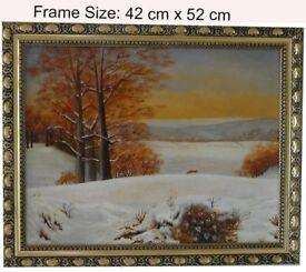 Oil Painting - Framed